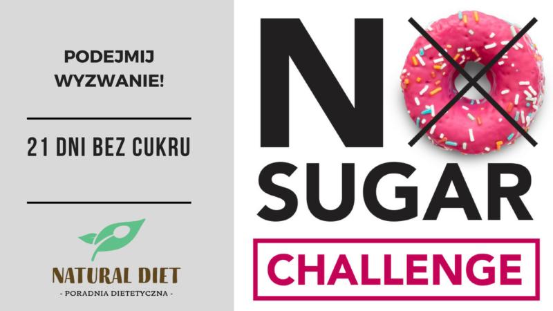 21 dni bez cukru z Natural DIET – podejmij wyzwanie!